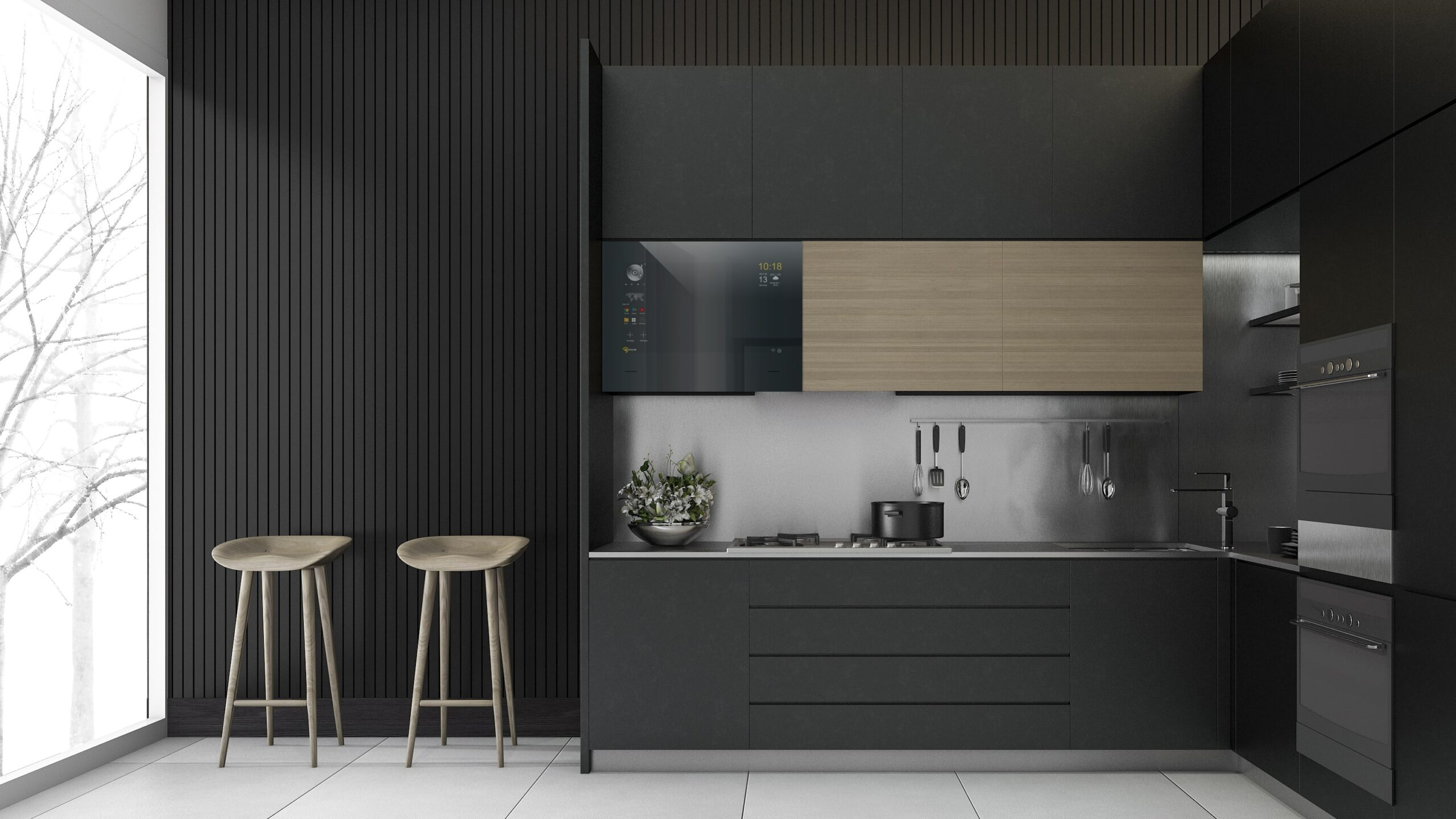 Mues-Tec kitchen smart front
